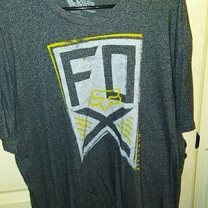 Xl fox t shirt